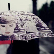 O deszczowym dniu,badaniu krwi i wierze w ludzi