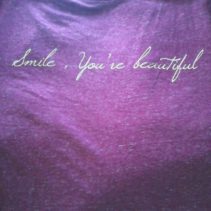 Uśmiechnij się jesteś piękna!